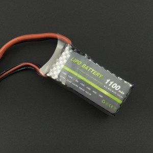 Bateria Lipo 1100mAh 30C 11.1V