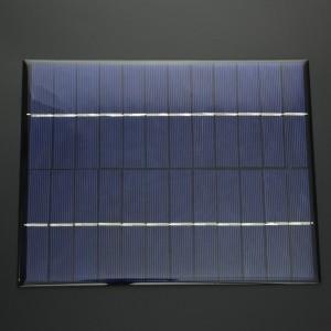 Panel Solar Policristalino 12V 5W