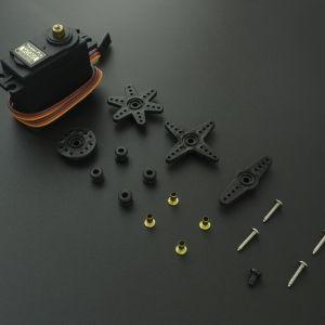 Servomotor MG995 Piñoneria Metálica 180°