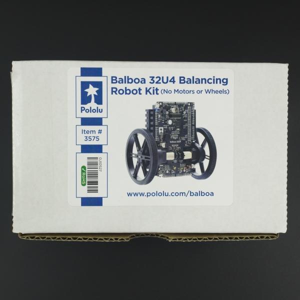 BALBOA 32u4 BALANCING ROBOT KIT