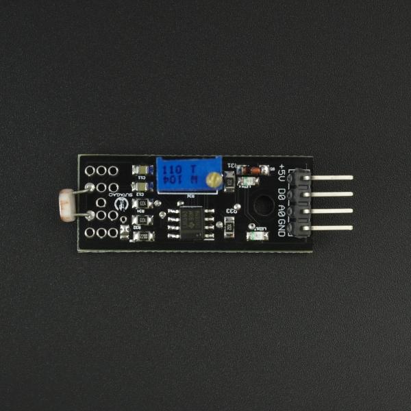 Módulo Sensor Fotorresistencia LDR 5506 - SUTAGAO