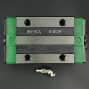 Rodamiento Para Guía Lineal Rectangular HGH25CA