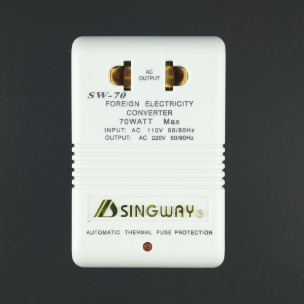 Foreing Electric Converter
