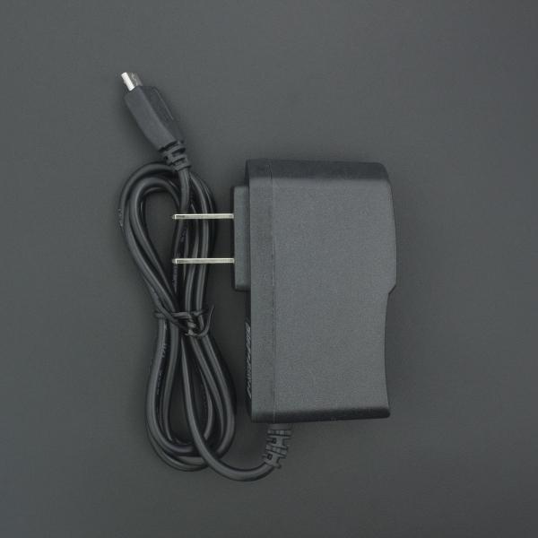 Fuente de Voltaje 5V 2A Conector Micro USB Tipo B