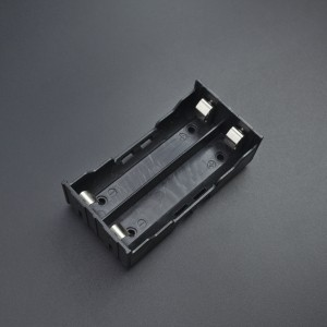 Porta Baterías X2 18650 Para PCB
