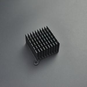 Disipador De Calor De Aluminio 38x38x23 mm