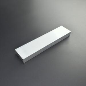 Disipador De Calor De Aluminio 150x35x14 mm