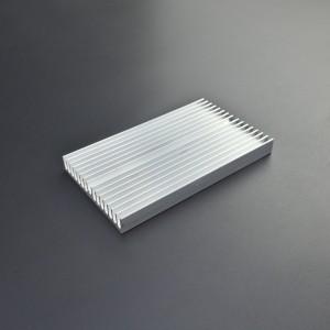 Disipador De Calor De Aluminio 100x60x10 mm