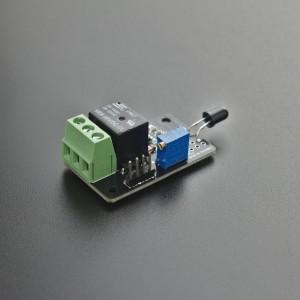 Modulo Rele detector de Flama