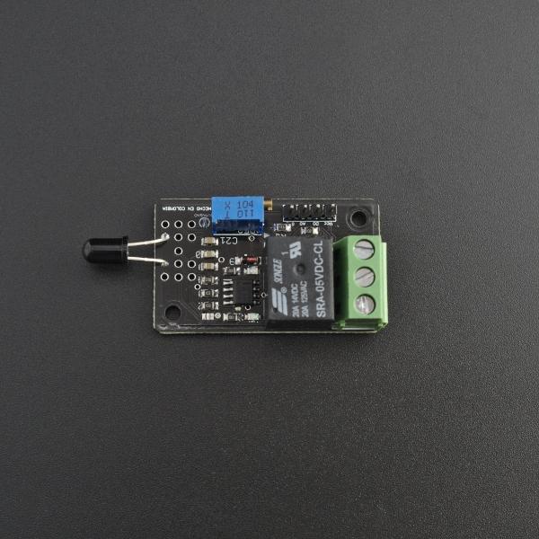 Módulo Sensor Detector de Flama Con Relé De 20A – SUTAGAO