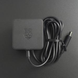 Fuente De Alimentación USB-C Para Raspberry Pi 4 15.3W