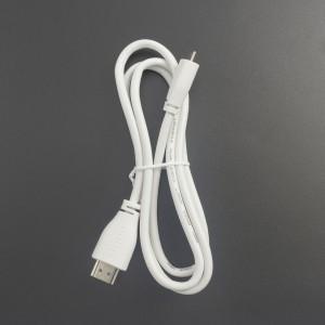 Cable Micro HDMI Macho a HDMI Estándar Macho Para Raspberry Pi 4