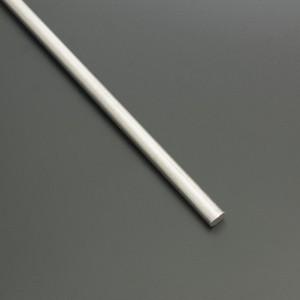 Varilla Lisa Acero Inoxidable 10 mm Para Eje Lineal 1 Metro