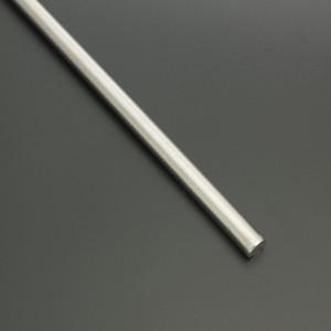 Varilla Lisa Acero Inoxidable 12 mm Para Eje Lineal 1 Metro