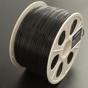 Filamento ABS 1.75mm Negro para Impresora 3D 1Kg UPLATEC