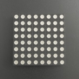 Matriz De Leds RGB 8x8 Ánodo Común 5 mm