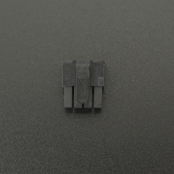 Conector Molex 2x4P Macho SCT3001MH