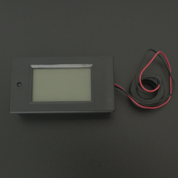 Medidor Digital Multifuncional AC 100A PZEM-061
