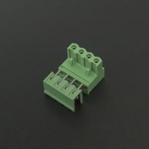 Bornes para placas de circuito impreso de 3 pines