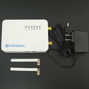 Modulo Gateway LoRa Dos Canales LG02 433 MHz