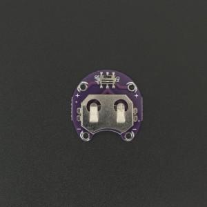 Modulo Soporte LilyPad Para Batería CR2032