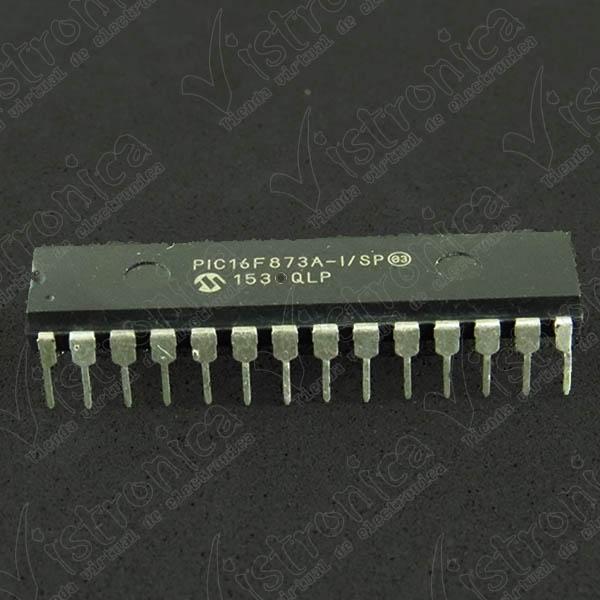Microcontrolador PIC16f873A