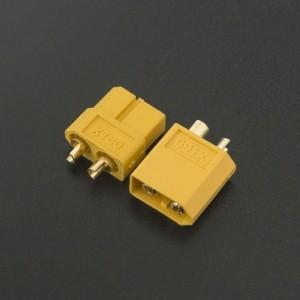 Conector Macho y Hembra XT60