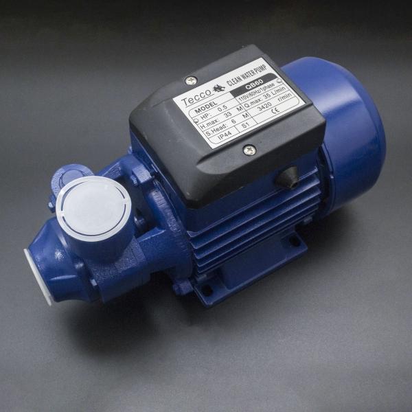 Electrobomba Domestica QB60 0.5 HP 35 L/Min 110VAC