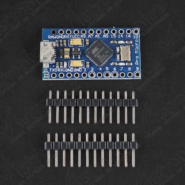 Arduino Pro Micro (Atmega32u4)