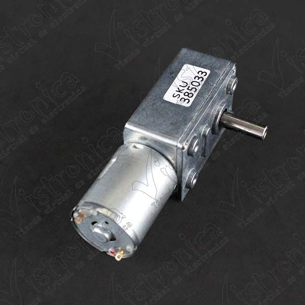 Motorreductor de 12 v – 19 RPM