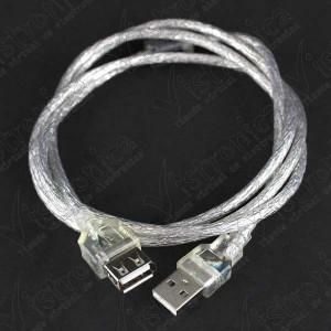 Cable USB 2.0 Macho/Hembra 1.2M Lexa - 2