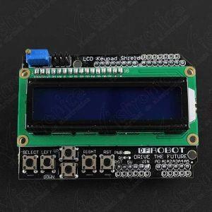LCD Keypad Shield para Arduino Genérico - 1
