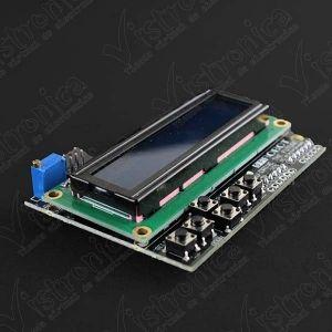 LCD Keypad Shield para Arduino Genérico - 2