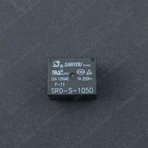 Relé SRD-R-S105D De 12A