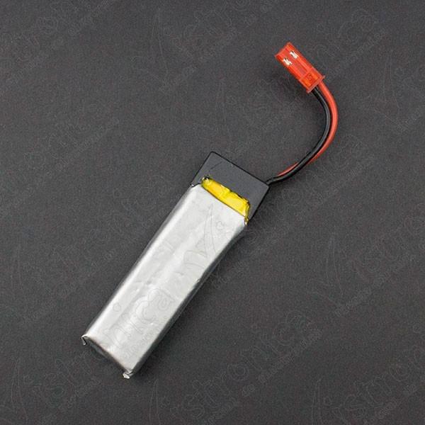 Batería Lipo 3.7V Para Cuadricóptero U818A 500mA