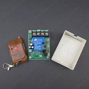 Módulo Relé 1 Canal 30A con RF 315Mhz + Caja + Control