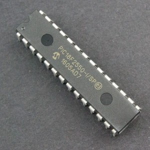 Microcontrolador PIC18F2550 I/SP