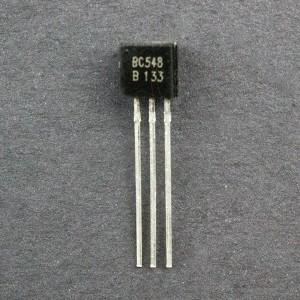 Transistor NPN BC548 Genérico - 1