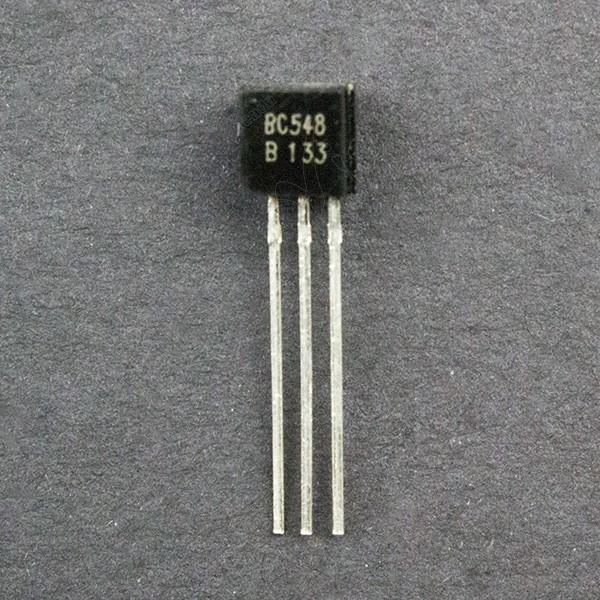 Transistor NPN BC548