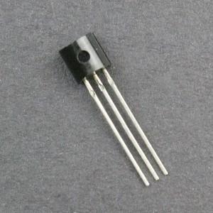 Transistor NPN BC548 Genérico - 3