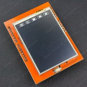 LCD TFT táctil para Arduino UNO de 2.4 pulgadas Genérico - 3