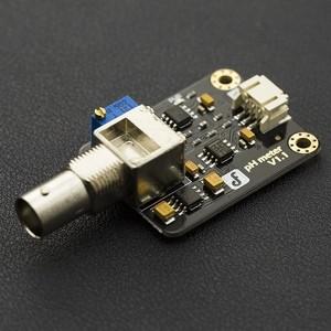 Sensor de pH analógico con electrodo industrial para Arduino Df-Robot - 2