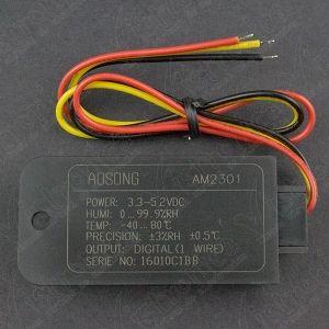 Sensor Digital De Humedad Y Temperatura Relativa AM2301 Genérico - 2
