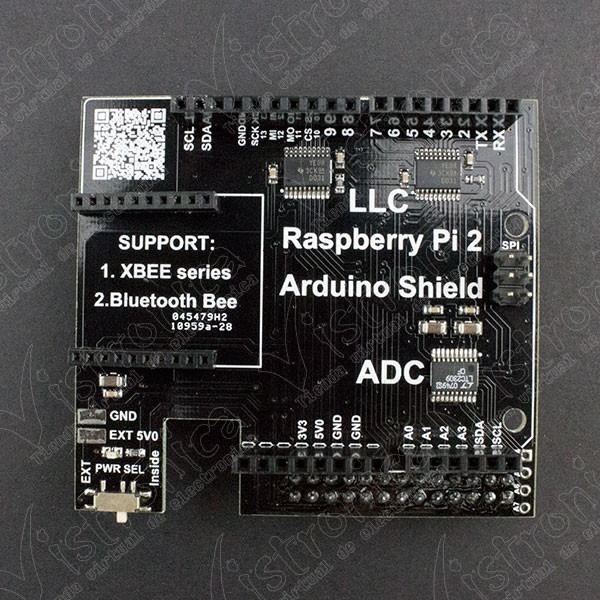 Shield Arduino para Raspberry Pi