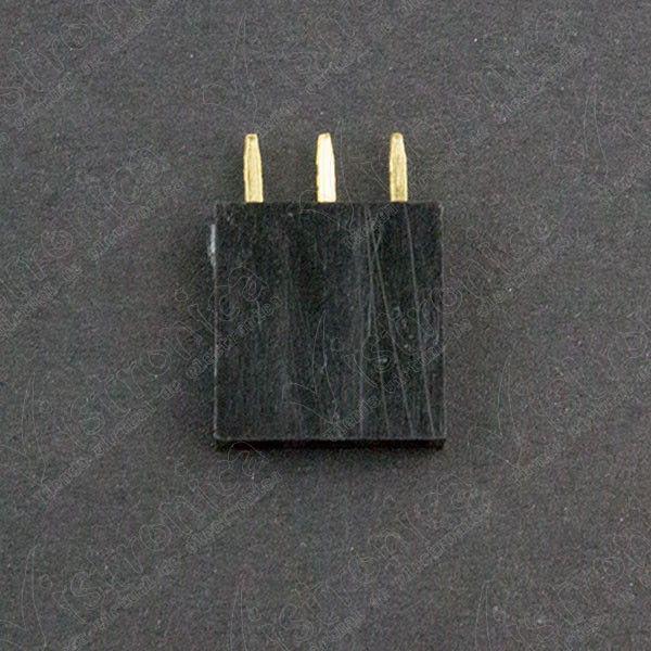Regleta Hembra 2.54mm 3P
