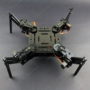 Robot Araña Acrílico mePed Mini