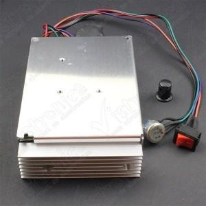 Fuente de Poder 110VDC HQ-SXPWM para Spindle 500W Genérico - 6