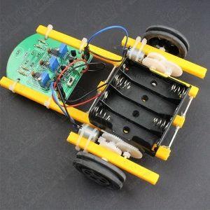 Robot Velocista Seguidor De Línea