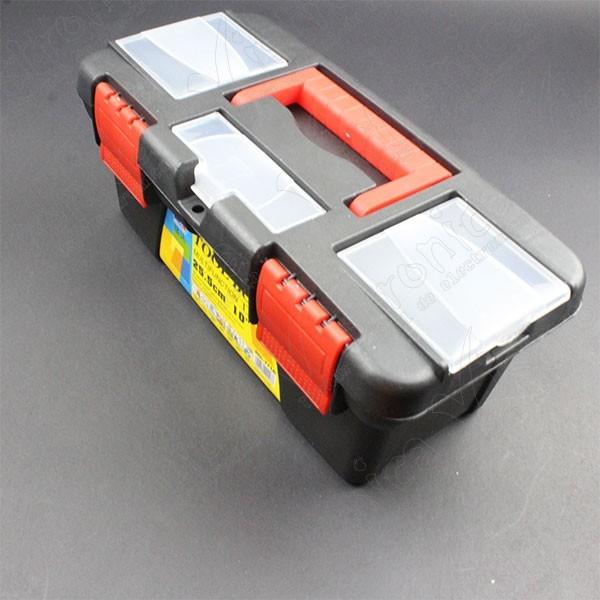 Caja de Herramientas Multifuncional 25.5x12.5x10 CM Genérico - 1