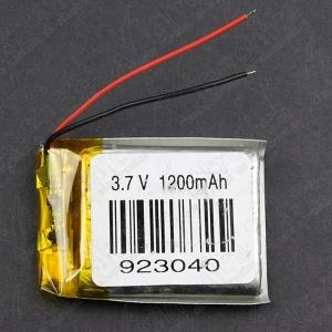 Batería de 3.7 V- 1200 mAh